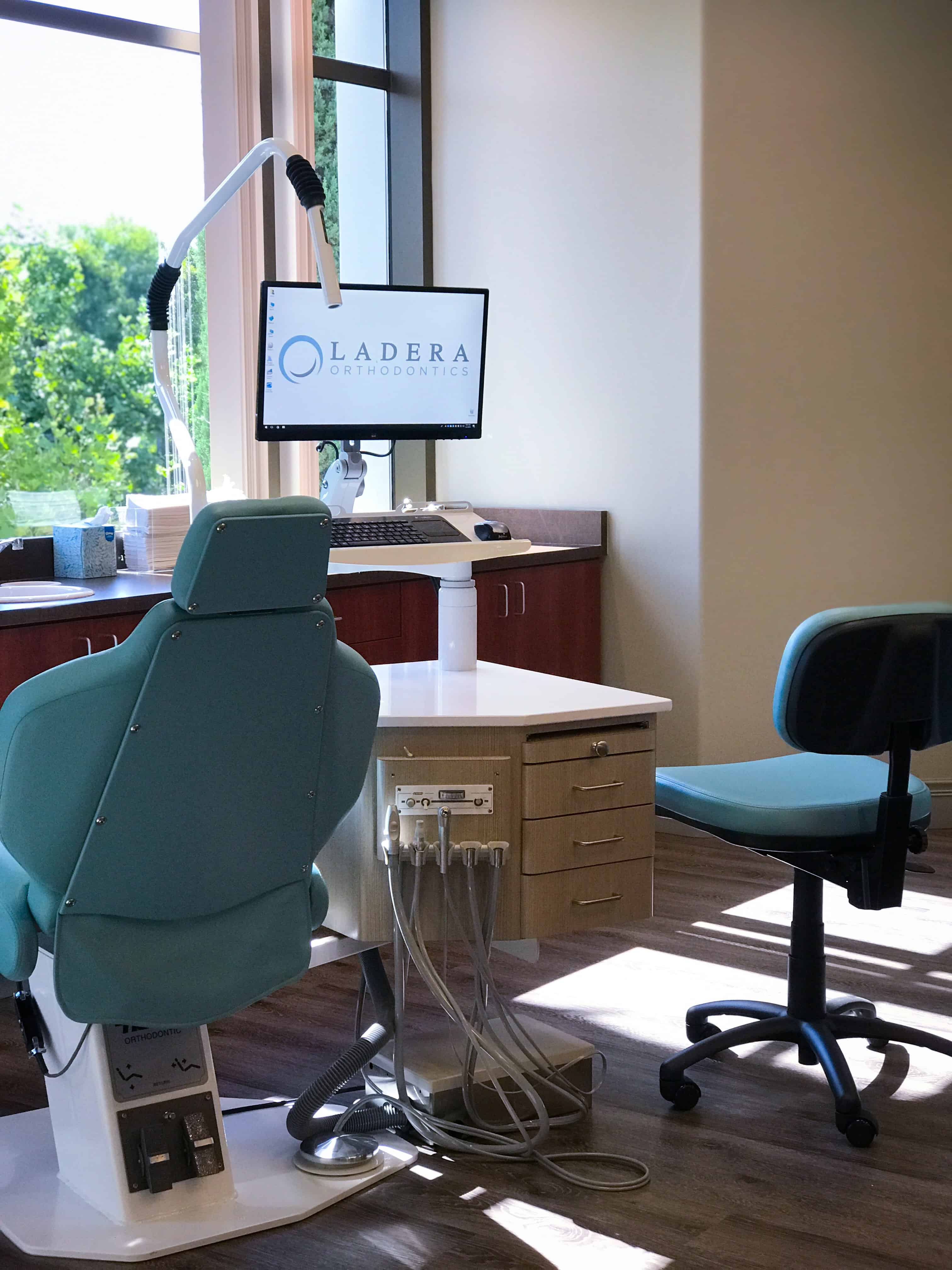 Clinical Area - Ladera Orthodontics